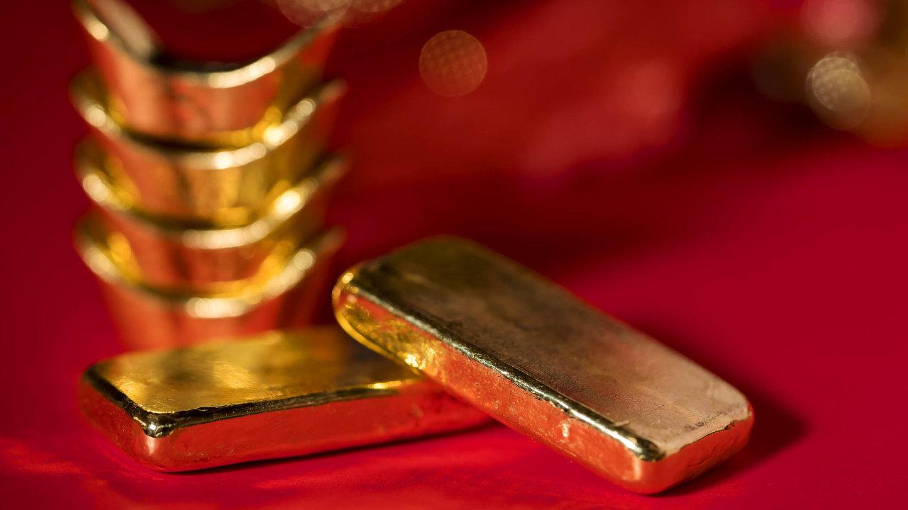 Investice dozlata má mnoho nevýhod, vysokými transakčními náklady počínaje anulovými výnosy zjeho držení konče.