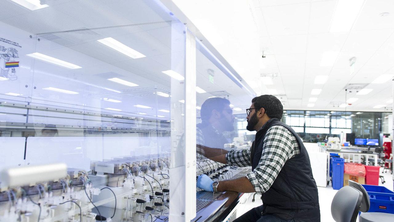 Oslužby Ginkgo Bioworks mají už nyní zájemvelké světové firmy.
