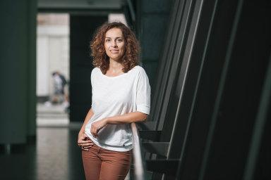 Šéfka péče ozákazníky Modré pyramidy Ilona Katzová