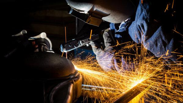 U průmyslových podniků klesla důvěra o 2,8 bodu na 87,5 bodu - Ilustrační foto.
