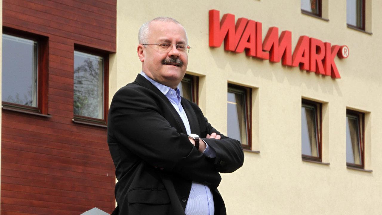 Valdemar Walach je jeden z bratrů – spoluzakladatelů společnosti Walmark.
