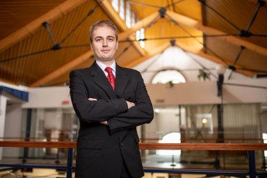 Jiří Zachar, vedoucí útvaru řízení služeb distribuční sítě vefirmě E.ON Distribuce