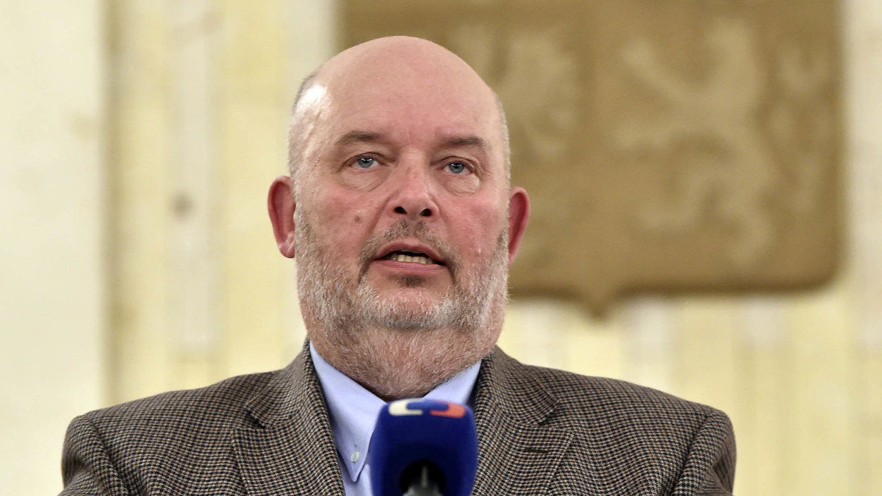 Ministr zemědělství Miroslav Toman (ČSSD).