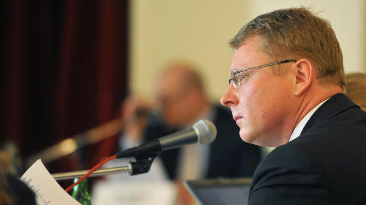 Petr Hejma (STAN) je nejpravděpodobnějším příštím starostou po Pavlu Čižinském z Prahy 1 sobě.