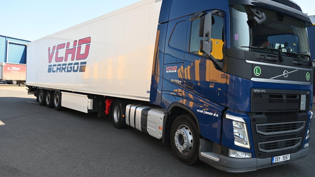 Kamion VCHD Cargo.
