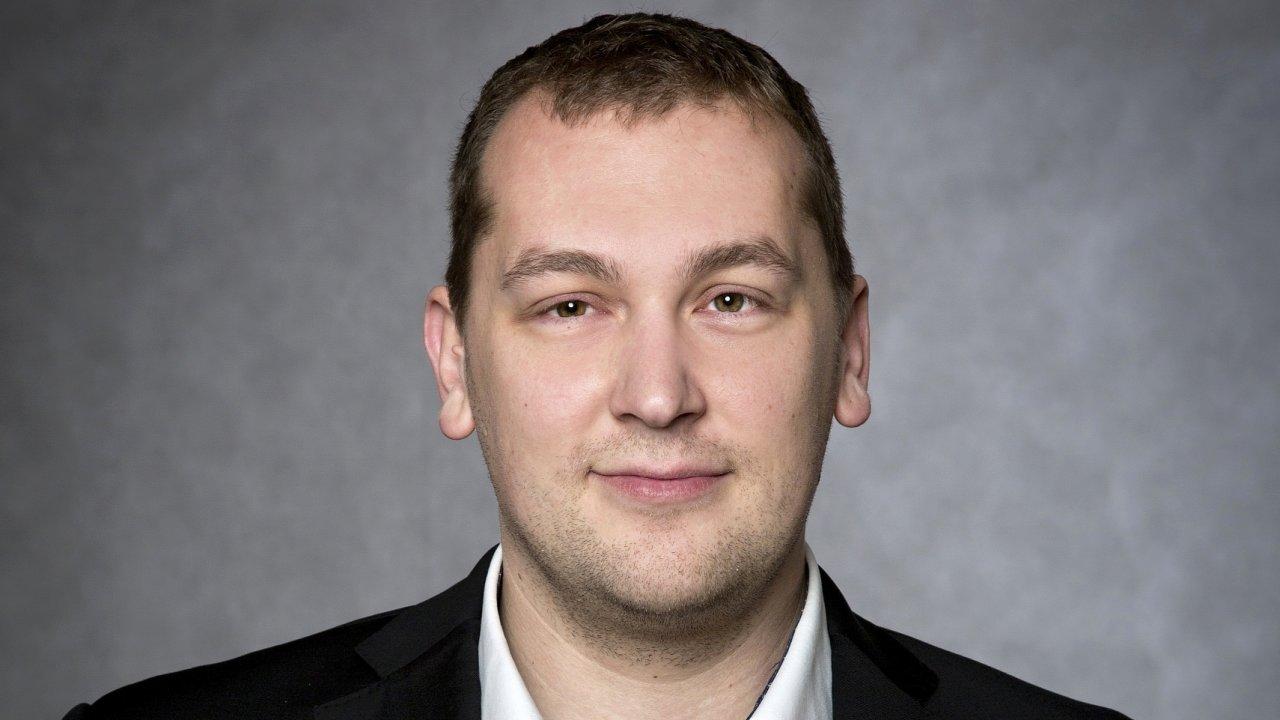 Jan Huml, technický ředitel SECURITAS ČR