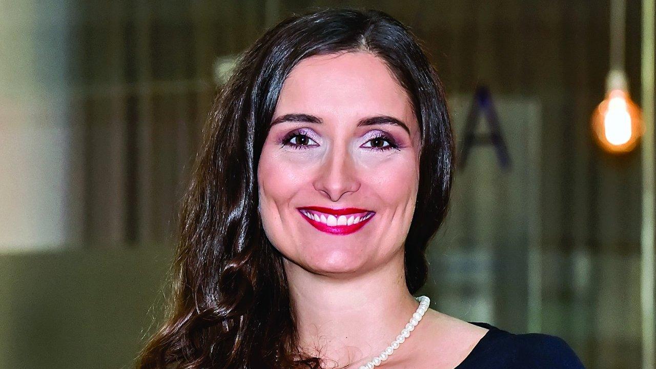 Marie Mošová, manažerka Business Unit společnosti HARTMANN – RICO