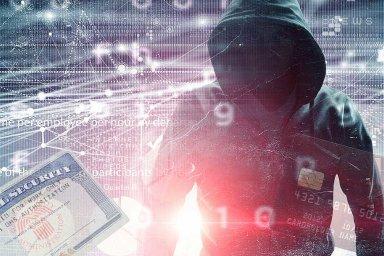 Kybernetický útok, phishing, ilustrace