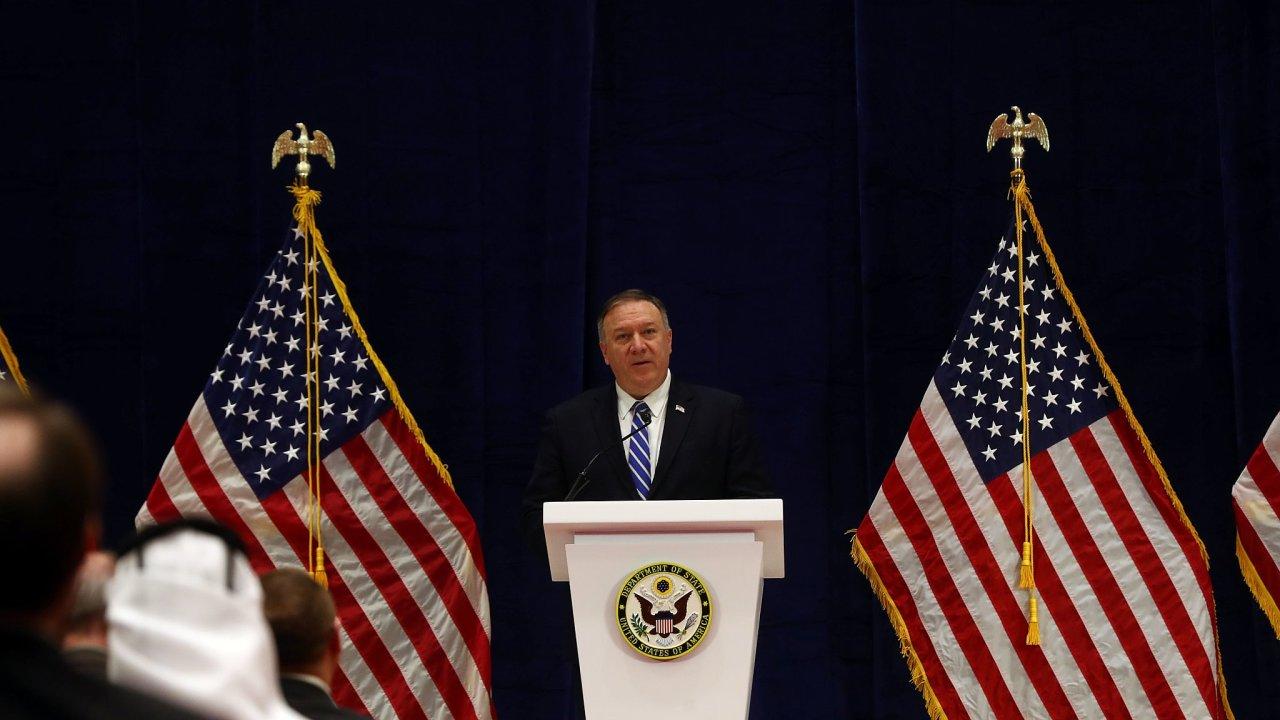 USA AFGHANISTAN TALIBAN Pompeo