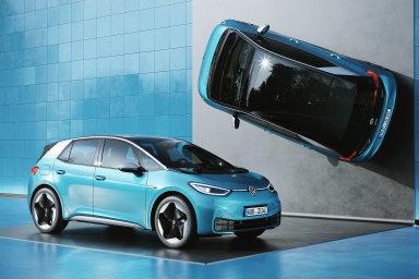 Klíčem je software. Volkswagenem otřásají problémy s uvedením ID.3, koncern nabere 10 tisíc ajťáků