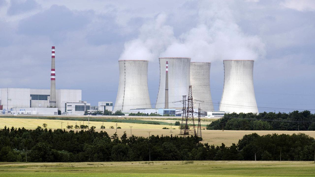 Nastavbu nového jaderného bloku by si ČEZ mohl odstátu půjčit až 175 miliard.