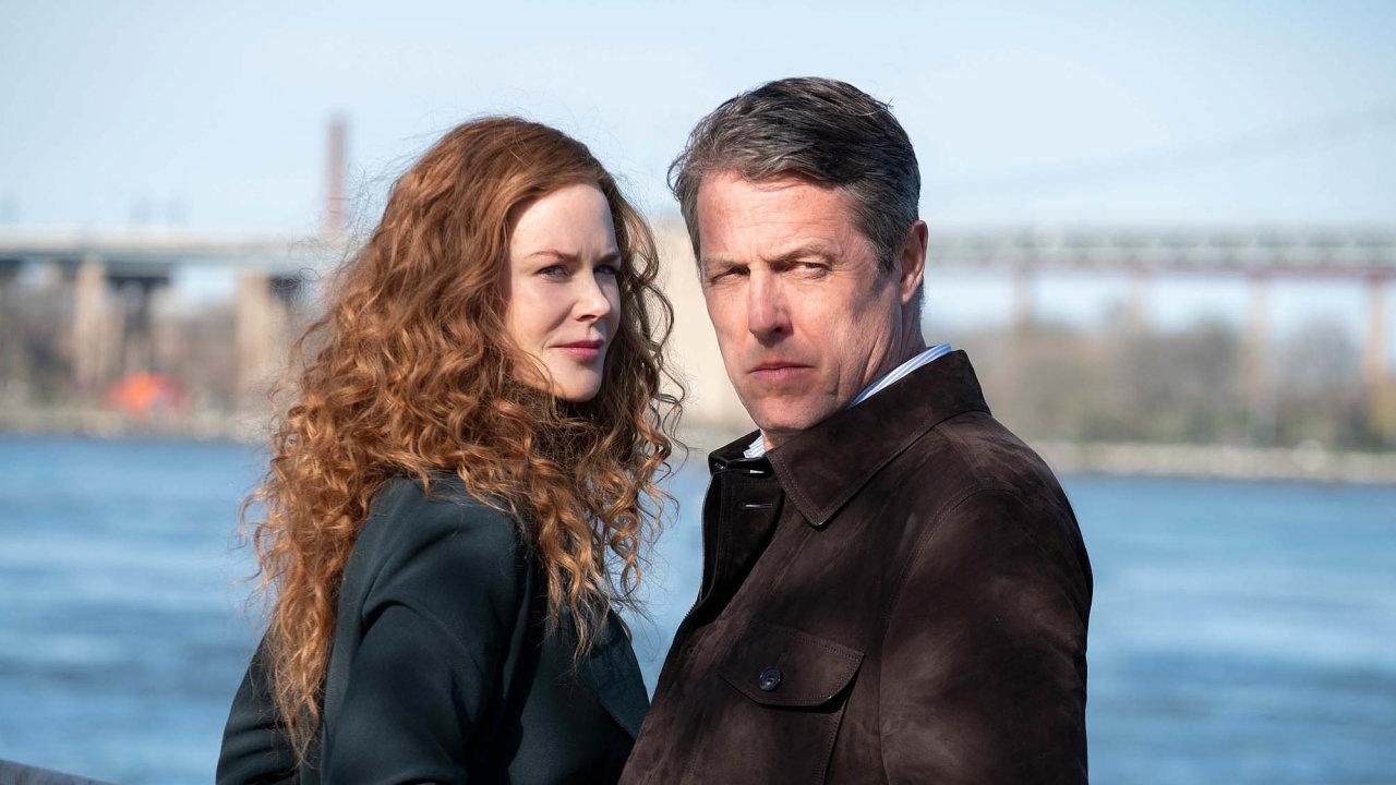 Mělas to vědět. V tomto šestidílném seriálu od HBO Grant září ve své životní roli. Nejprve jako dokonalý manžel, který navíc léčí vážně nemocné děti. Pak jako nevěrník obviněný z brutální vraždy.