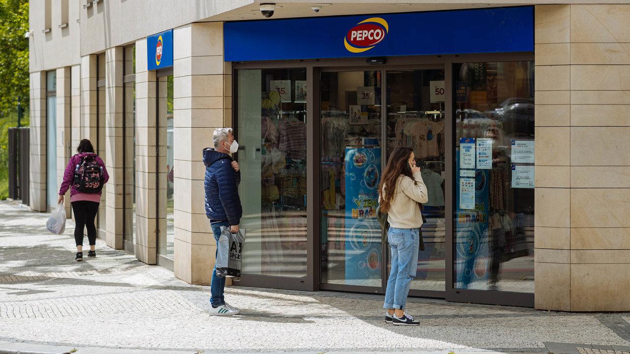 Pepco, oděvy, obchod, oděvy, dětské zboží, prodej Praha, 20. 5. 2021