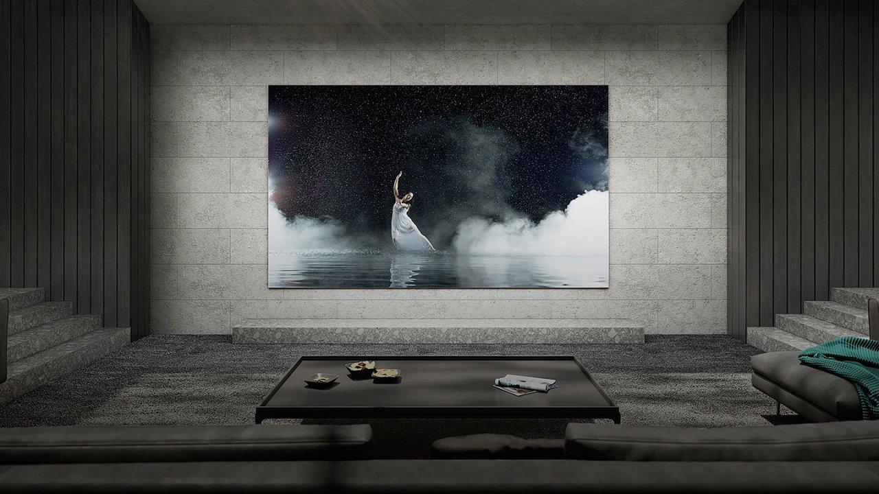 Neo QLED televize QE65QN95 se hlásí o titul nejlepší 4K televize na trhu.