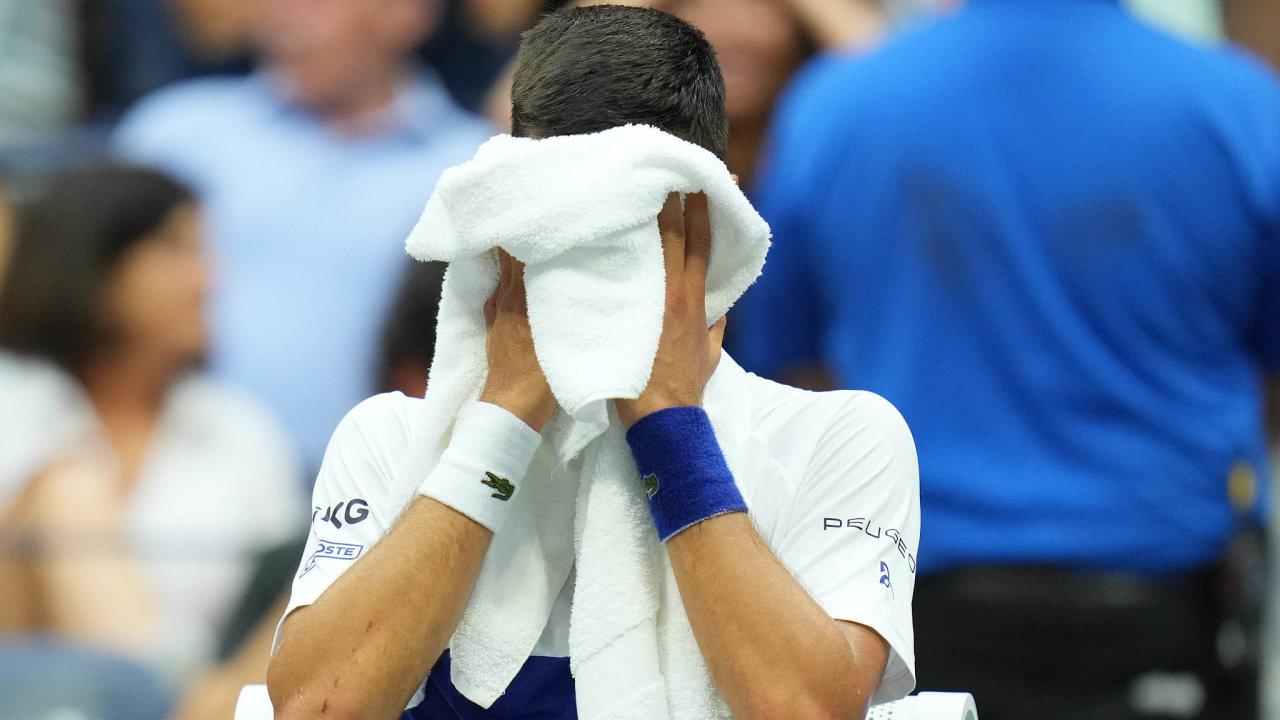 Novak Djokovič, US Open