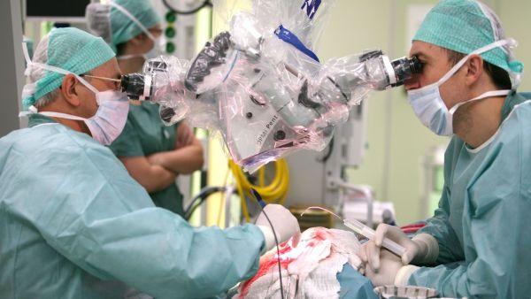 Operace, ilustrační foto