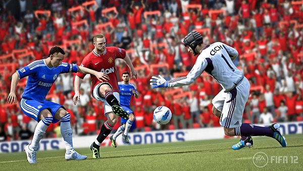 FIFA 12 Gamescom Screen 11
