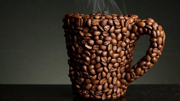 Káva - ilustrační foto