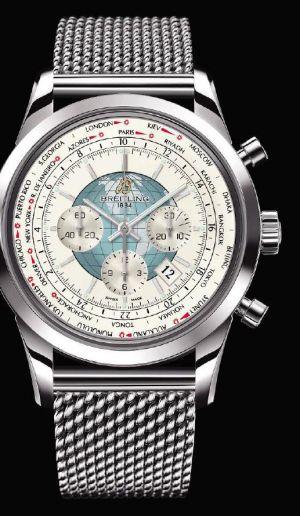 Světový čas + chronograf