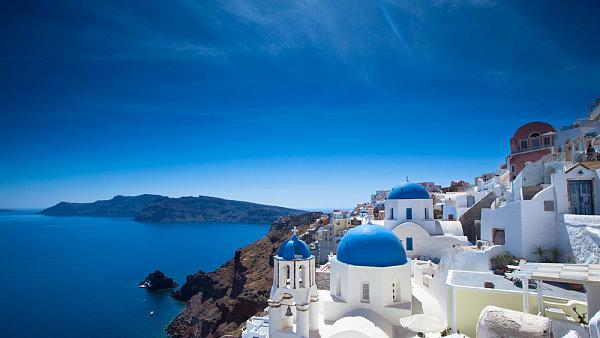 Jen v lednu do Řecka dorazilo na 606 tisíc turistů, což je meziroční skok téměř o polovinu.
