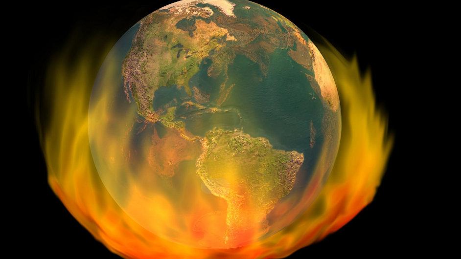 Ilustrační foto - Hrozí v roce 2012 apokalypsa?