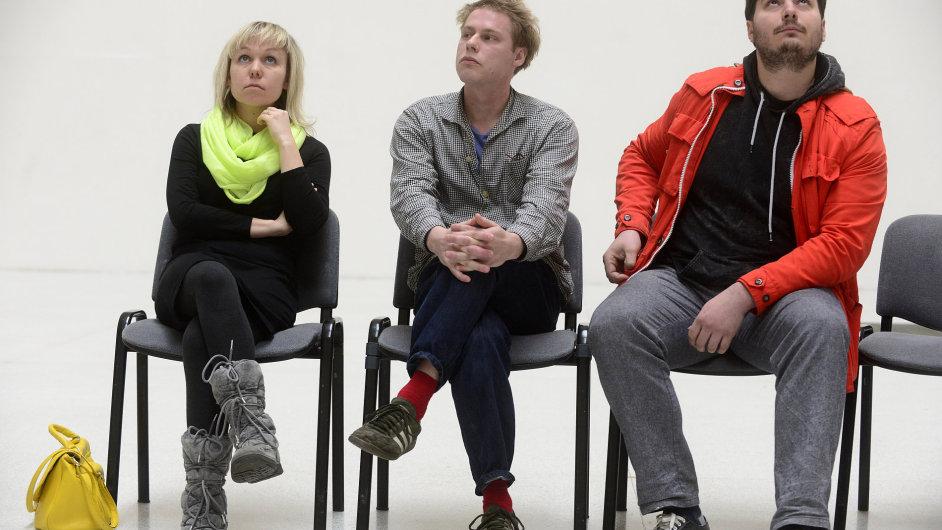 Daniela Baráčková, Aleš Čermák a Dominik Lang jsou letos nominováni na Chalupeckého cenu.