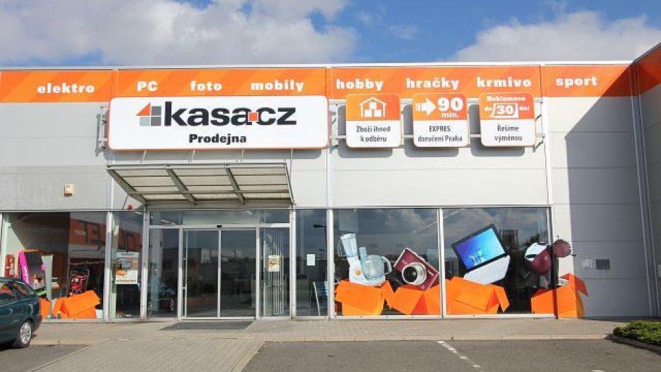 Prodejna Kasa.cz na Černém Mostě