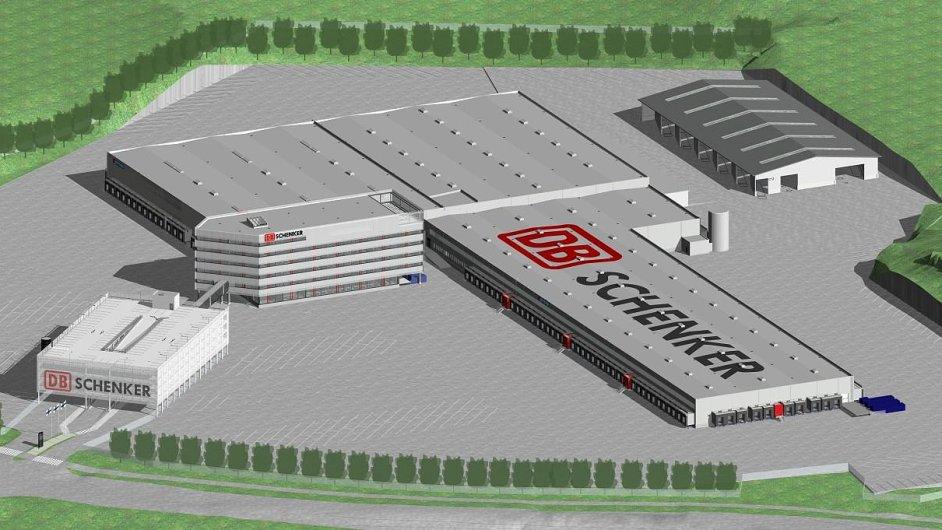 DB Schenker Logistics postaví nedaleko Helsinek nový moderní terminál o celkové rozloze 52 tis. m2