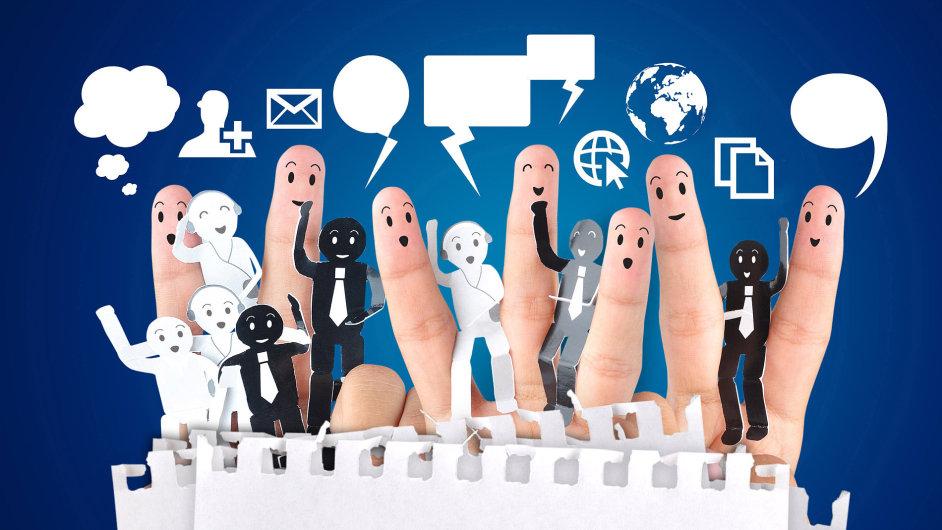 I na živnostníky čekají na sociálních sítích další zákazníci.