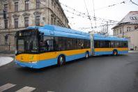 Trolejbus pro bulharskou Sofii