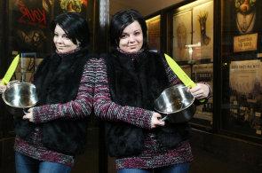 Silvie Dymáková, publicistka a autorka dokumentárního filmu Šmejdi
