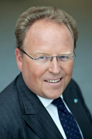 Bartel Puelinckx, výkonný ředitel Financí KBC Group