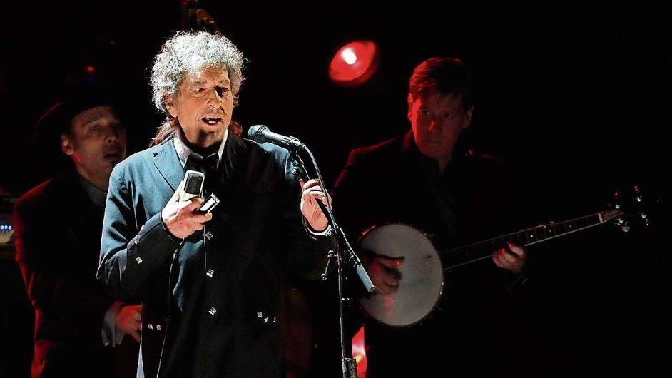 Dylan v Praze zahrál pět skladeb z posledního alba Tempest.