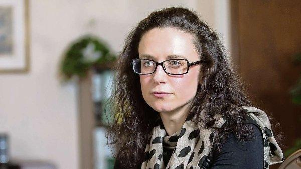 Simona Hornochov� upozornila, �e projekt evidence tr�eb nep�inese ��dn� n�r�st administrativn�ch povinnost� podnikatel�m.