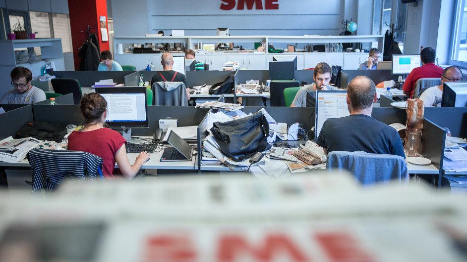 elkou odvahu adekvátní dnešní době projevili nedávno například novináři ze slovenského deníku SME