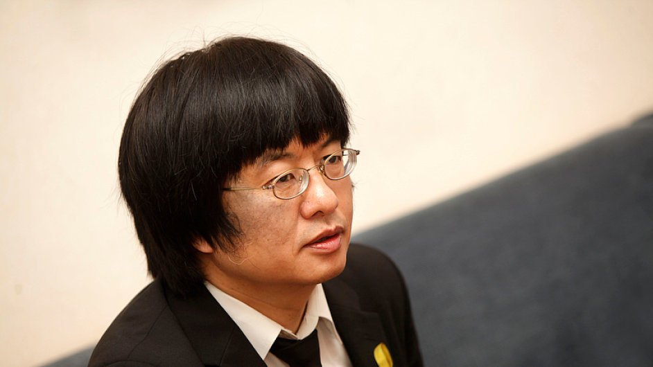 Čnský disident a dlouholetý politický vězeň Jiang Shao