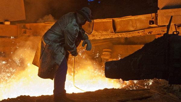 O digitální inženýry už projevily zájem i Třinecké železárny - Ilustrační foto.
