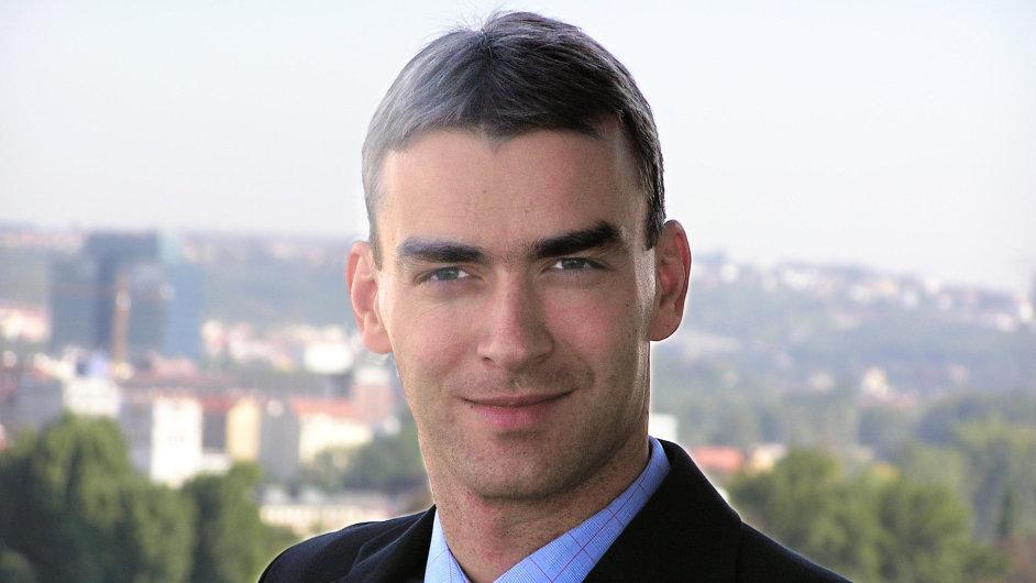 Pavel Prokš, jednatel společnosti ČSOB Leasing pojišťovací makléř