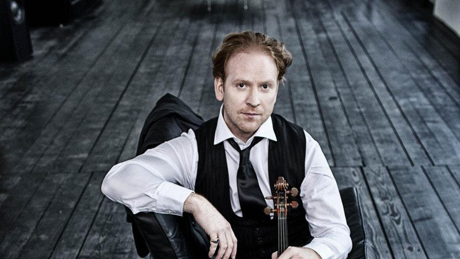 Britský houslista Daniel Hope se koncem dubna vrací na Struny podzimu.