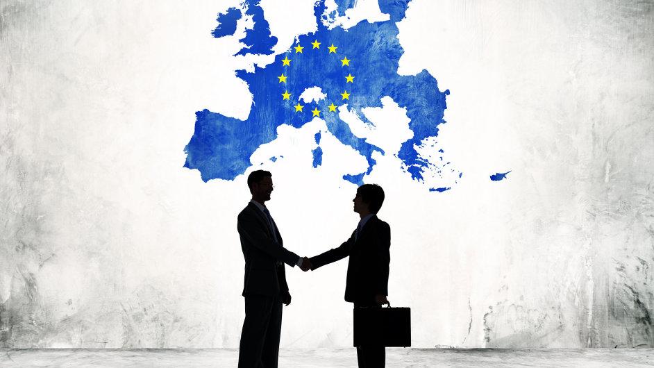 Evropská unie, byznys, ilustrační foto