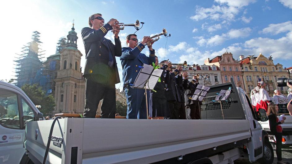 Zahájení Pražského Quadriennale