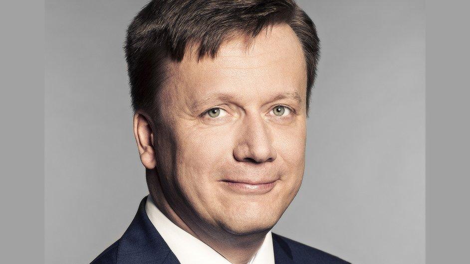 Jan Matoušek, výkonný ředitel České asociace pojišťoven (ČAP)