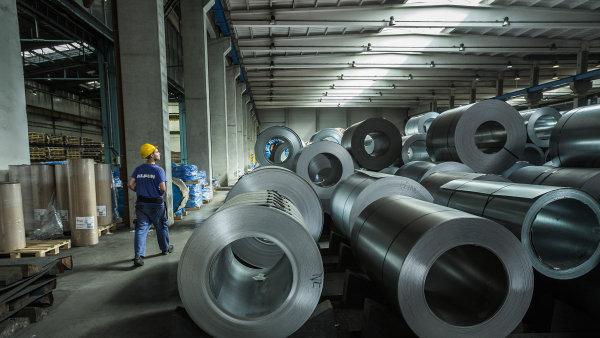 Průmyslová výroba v lednu rostla meziročně o 3,5 procenta - Ilustrační foto.
