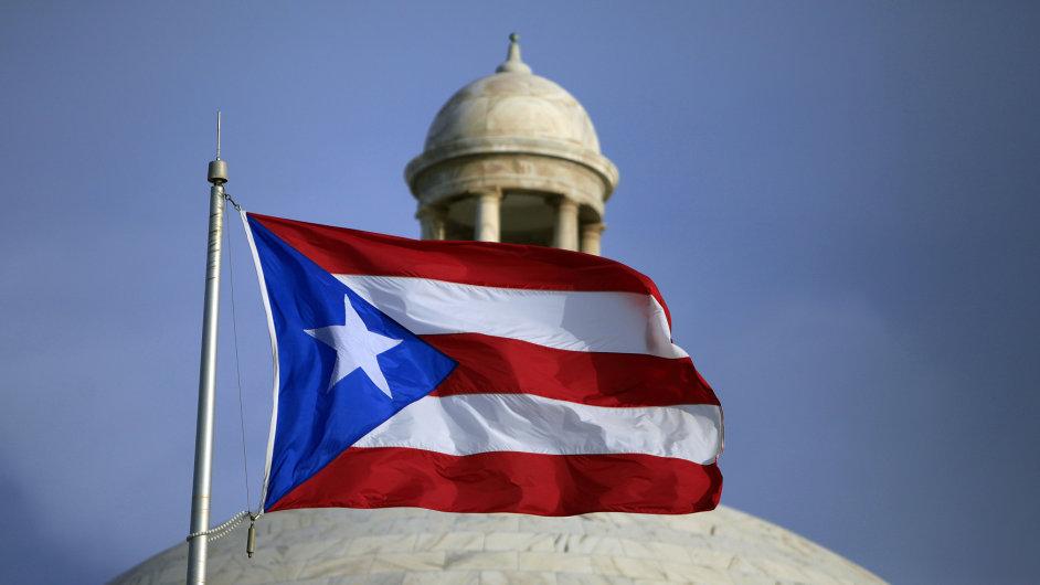 Veřejný dluh Portorika dosahuje 72 miliard amerických dolarů - Ilustrační foto.