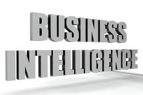 Business intelligence – ilustrace