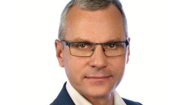 Martin Skalick�, �editel nemovitostn�ho fondu EDULIOS skupiny Cimex