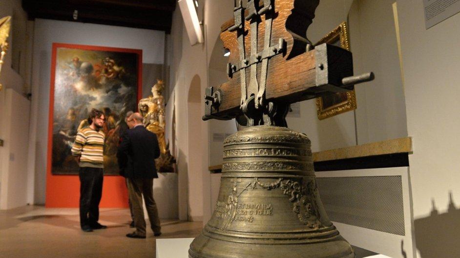 Snímky z výstavy Vznešenost a zbožnost