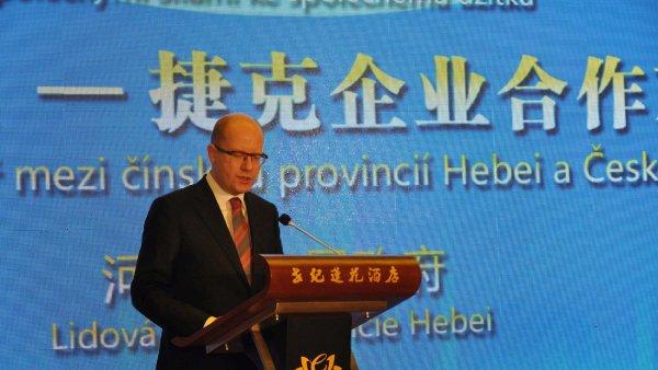 Česká delegace v Číně vyjednala dvoumiliardovou investici do lázní.