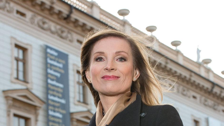 Marie Kučerová vede Filharmonii Brno třetí sezonou.