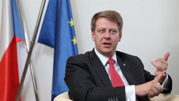 Tajemník pro EU Tomáš Prouza
